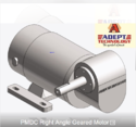 Right Angle PMDC Geared Motor