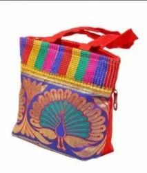Cotton Printed Weeding Gifts Bags