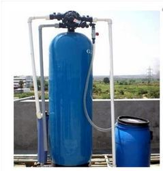 Resin Based Water Softener-Home /Commercial use