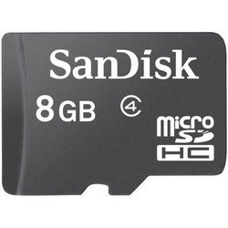 SanDisk Memory Cards, Memory Size: 8GB
