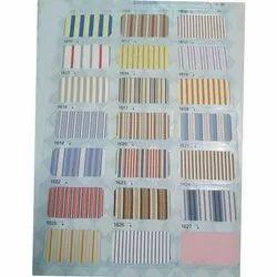 Cotton Shirting Fabric, For Shirt, 100-150