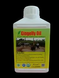 Organic Gingelly / Sesame Oil (Organic Cold Pressed )