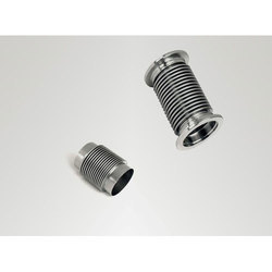Stainless Steel Bellows Flex Couplings