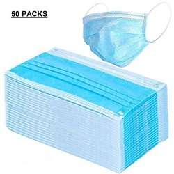 Story@Home Non Woven Disposable Face Mask, Number of Layers: 2 Ply