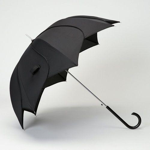 fe4e94410 Plain Polyester Black Umbrella, Rs 80 /piece, Kisan Umbrella | ID ...