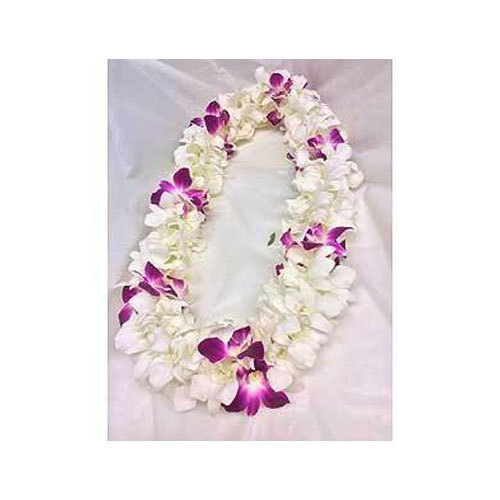 White orchid flower garland at rs 5999 pair flower garland id white orchid flower garland mightylinksfo