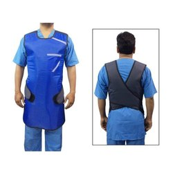 0.5 mm Lead Apron Front Cover With Hanger