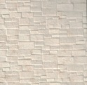 White Embossed 5.5 Mm Charcoal Panel