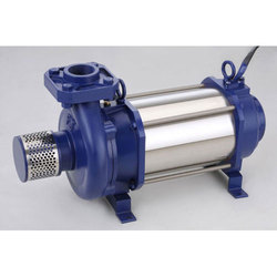 Single Phase Electric Open Well Submersible Pump, Frequency: 50 Hz