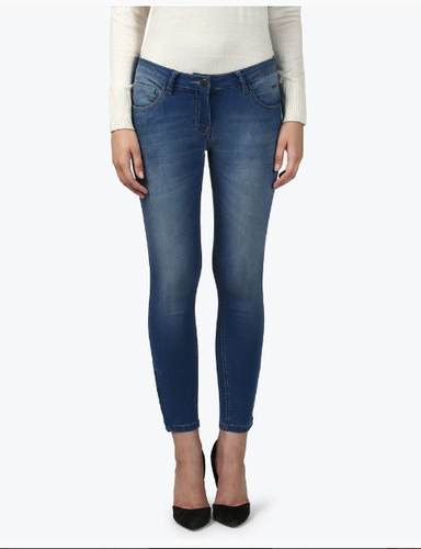 Women Dark Blue Super Slim Fit Jeans at Rs 2399  piece  2d2f6919c