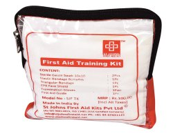 Plastic Home First Aid Boxes SJF TK First Aid KIt, Packaging Type: Packet