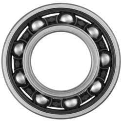 Steel Load Deep Groove Ball Bearing, for Industrial, Model Name/Number: MPZ