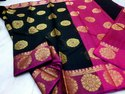Banarasi Party Wear Fancy Saree