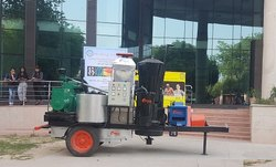ESB-R30C - 30KW Portable Biomass Gasifier Without Canopy