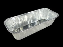 580 Ml Aluminium Food Containers