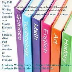 Humanities And Social Sciences PhD Thesis Writing Services