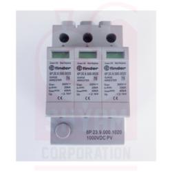 Finder 1000V TYPE2 DC SPD for Solar Application