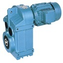 F Series Helical Geared Motor