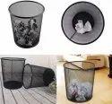 Durable Round Dustbin Bucket