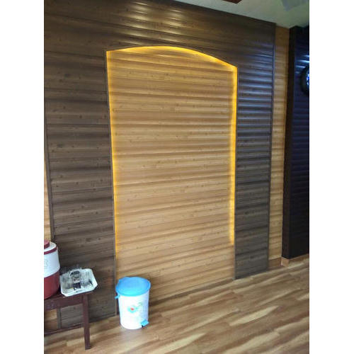 Pvc Wall Cladding Panel For Home Rs 15 Square Feet Hd