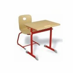 Single Seater Desk And Bench