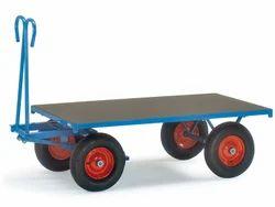 Mild Steel Platform Trolley