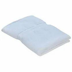 White Plain Hotel Towel, Size: 30 X 60 Inch, 450-550 GSM
