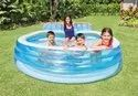Intex Inflatable Family Swimming Pool In Round