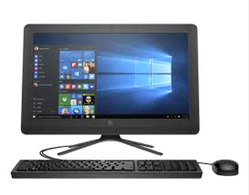 HP 20-C102IL All In One Desktop