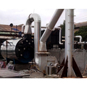 Steam Curing Boiler System