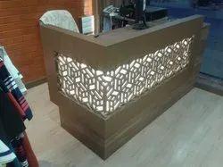 Hotel Reception Interior Design