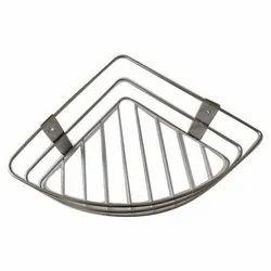 Stainless Steel Corner Rack