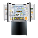 1001 Litres French Door Door In Door LG Refrigerator