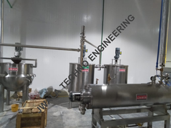 Sugar Syrup Preparation Machines