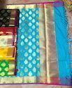 Handwoven Banarasi Georgette Dupatta