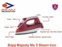 Bajaj Majesty MX 5 Steam Iron