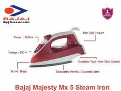 Bajaj Majesty MX 5 Steam Iron, 230 V