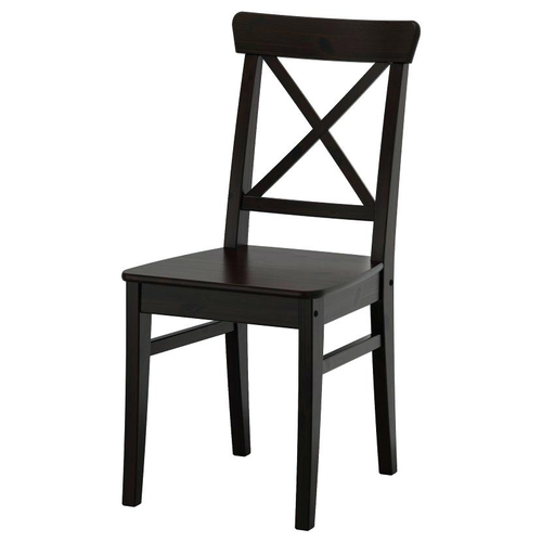 MKD Wooden Library Chair