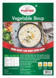 Poster Vegetable Soup