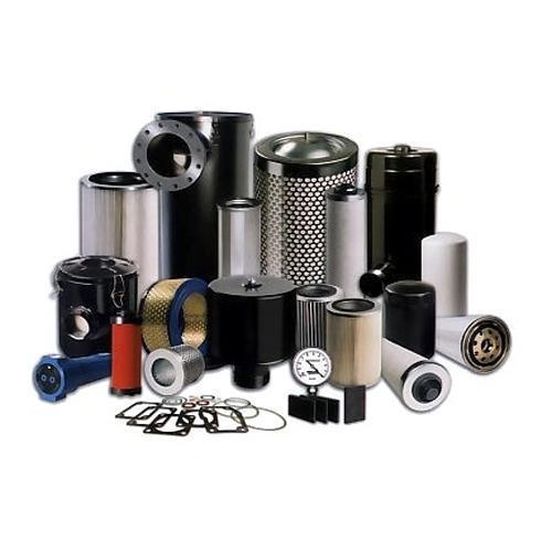 Air Compressor Replacement Parts >> Rotary Screw Air Compressors Spare Parts