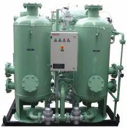 Oxygen Gas Plant (PSA Based)