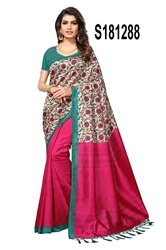 Casual Bhagalpuri Silk Saree