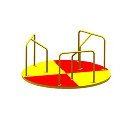 MGR 02 FRP Platform Merry Go Round