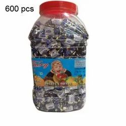 Fairy 9 Months 600 Pieces Sweet And Toffee, Packaging Type: Plastic Jar