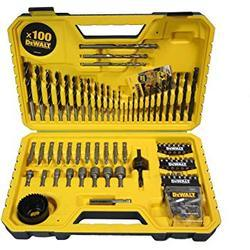 Dewalt Drill Drive Set Of 100pcs  Dt71563-Qz