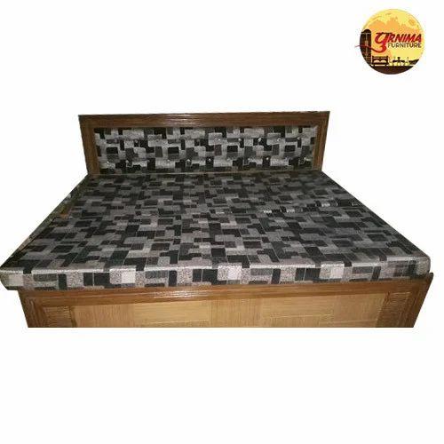 Printed Sofa Bed