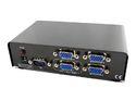 VGA Splitters 4 Ports