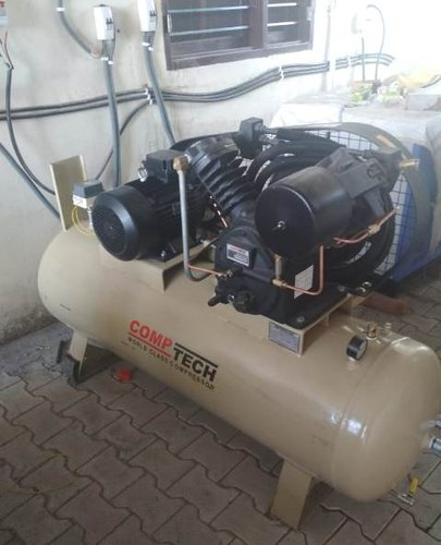 Piston Type Air Compressor 10 Hp