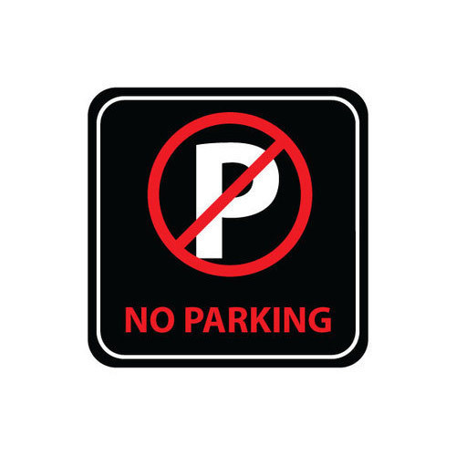 No Parking Sign Board At Rs 650 Square Feet Parking Board Vicky