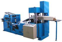 Embossing Paper Napkin Machine